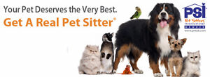 Professional Pet Sitters & Dog Walkers Needed!
