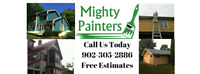 Interior / Exterior Painters: Call Mighty Painters; 24 HR Reply