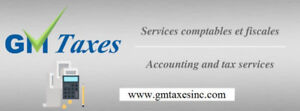 ACCOUNTING SERVICES - PERSONAL TAX RETURNS