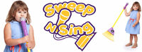 New Toy Invention - Sweep N Sing