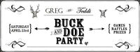 WANTED:  Donations for Buck & Doe