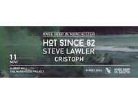 Whp knee deep in Manchester hot since 82 tickets x3