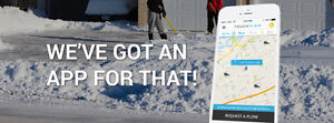 Snow Removal-Immediate 'On Demand'Snow Clearing!