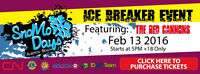 Snomo Days - Ice Breaker Event