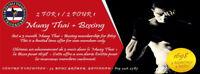 Muay Thai & Boxing 2 for 1 offer!