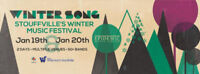WinterSong 2018 Music Festival - Vendors Wanted