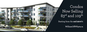 You are were you live, Whyte Ave condos starting from $239,900