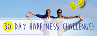 OMTOWN YOGA presents The 30 Day Happiness Challenge