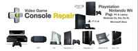 Video Game Console Repair