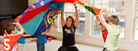 Childrens Fitness-Coach/instructor