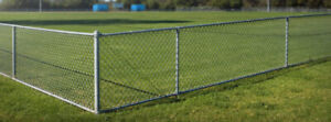 Looking for 4ft or taller chain link fence and poles