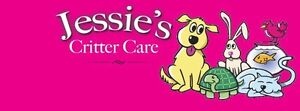 Jessie's Critter Care: Small Pet Boarding & Sitting