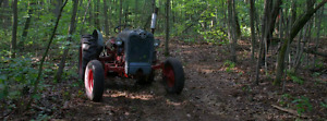 Looking for tractor mechanic