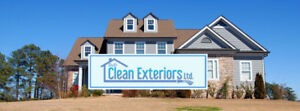Exterior House Cleaning, Driveway and Concrete Cleaning