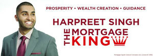 Call The Mortgage King! - Harpreet Singh - (416) 795-1919