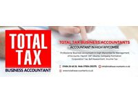 Accountant in High Wycombe, Tax Returns, VAT, Payroll, Self Assessment , bookkeeping