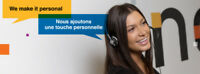 Teleconference Service Representative – Quebec (support and coor