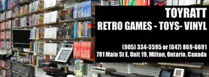 Miltons video game store is buying all your video games