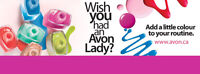 Can I be Your AVON lady??