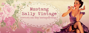 Mustang Sally Vintage Liquidation Sale/Nothing over $15