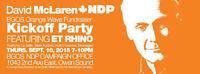 NDP Fund Raiser