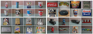 Online Auction Advertising Sports Primitives Old Toys On Now