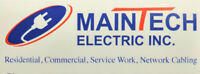 Maintech Electric- Residential/Commerical Electricians