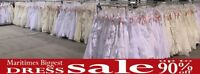 Gala Expo Wedding/Bridal Show - Canada's biggest gown sale!