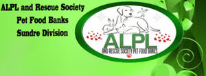 ALPL Pet Food Bank Sundre Division