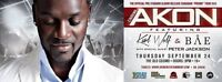 AKON LIVE FT. KARL WOLF AND SPECIAL GUESTS 19+