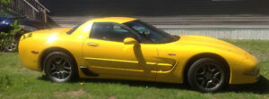 2002 Chevrolet Corvette Z06 Coupe (2 door)