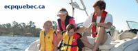Boating Courses CPS-ECP- St Lawrence District-Dorval