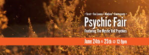 PSYCHIC FAIR.. JUNE 24/25TH AT THE AIRLANE HOTEL