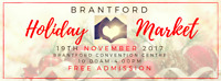 Brantford Holiday Market (VENDORS WANTED)