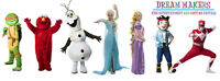 KIDS ENTERTAINMENT & COSTUME RENTALS FOR KIDS PARTIES AND EVENTS