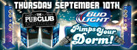 ****Students Welcome to September at The PubClub *****