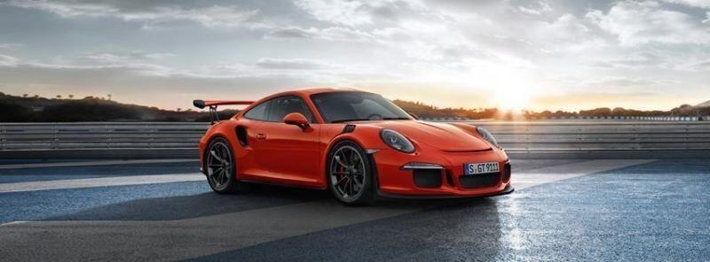 Press photo by Porsche