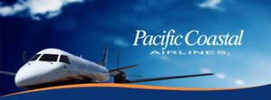 Pacific Coastal Airlines credit