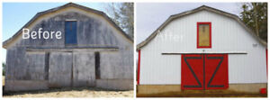 More Horse space Required? Need a new Barn/Arena or Renovations?