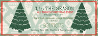 'tis the season~ALL THINGS CHRISTMAS EVENT~artisans still needed