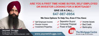 FAST PRIVATE MORTGAGE APPROVALS IN BRAMPTON & GTA