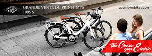 BICYCLETTE À FAIRE TOURNER LES TÊTES