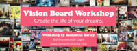 Vision Board Workshop / Atelier Tableau de Vision