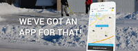 Snow removal-Immediate 'On Demand' Snow Clearing