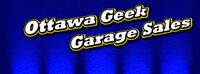 Geeky Garage Sale & BBQ Fundraiser for Ottawa Recovery Day