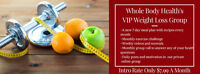 Introductory Price For New VIP Weight Loss Group