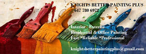 BETTER PAINTING SPECIALIST OFFICE HOME CHEAP RATES 647 780 6972