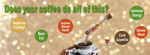 Drink Coffee, Lose Weight. Ask Me How! Strathcona County Edmonton Area image 1