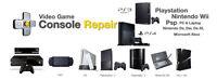 Video Game Console Repair
