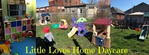 Home Daycare - Spots Available